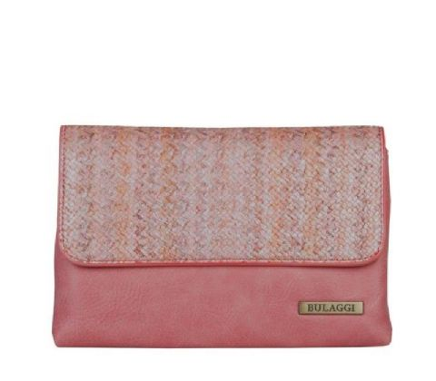 BULAGGI  Pastel Pink Esmay Cross Body Hand Bag